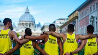 Via Pacis e Run For Peace: per la prima volta c'è anche l'Athletica Vaticana