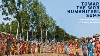 Caritas Internationalis: verso il World Humanitarian Summit