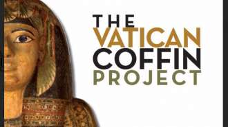 Vatican Coffin Project, come restaurare i sarcofagi egiziani in Vaticano